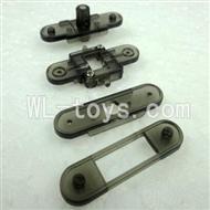 UDI U821 RC helicopter parts-06 Upper main grip holder & Lower main grip holder