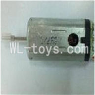 UDI U821 RC helicopter parts-22 Main motor with long shaft and gear