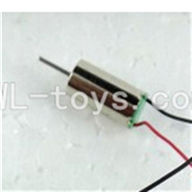 UDI U821 RC helicopter parts-24 Tail motor