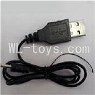 UDI U821 RC helicopter parts-26 USB charger