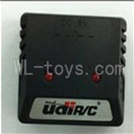 UDI U822 rc helicopter parts-10 Balance charger(Can charger two battery)