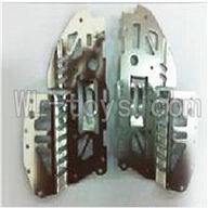 UDI U822 rc helicopter parts-24 Main metal frame