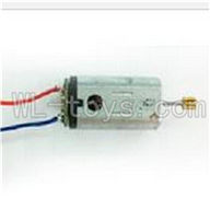 UDI U822 rc helicopter parts-28 Main motor with long shaft and gear