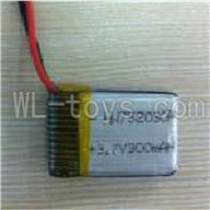 UDI U822 rc helicopter parts-34 Battery