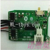 UDI U823 RC helicopter parts-08 Circuit board