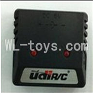 UDI U823 RC helicopter parts-10 Balance charger(Can charger two battery)