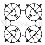 UDI U830 RC Quadcopter parts-03 Protective circle
