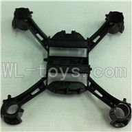 UDI U839 Quadcopter parts U839-02 Main frame