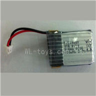 UDI U839 Quadcopter parts U839-09 Battery