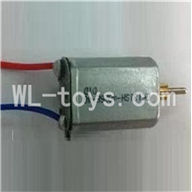UDI U17 rc helicopter parts-18 Main motor with short shaft and gear