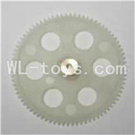 UDI U17 rc helicopter parts-23 Lower main gear