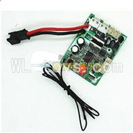 UDI U23 rc helicopter parts-13 Circuit board