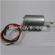 UDI U23 rc helicopter parts-22 Main motor with long shaft and gear