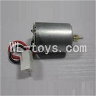 UDI U23 rc helicopter parts-23 Main motor with short shaft and gear