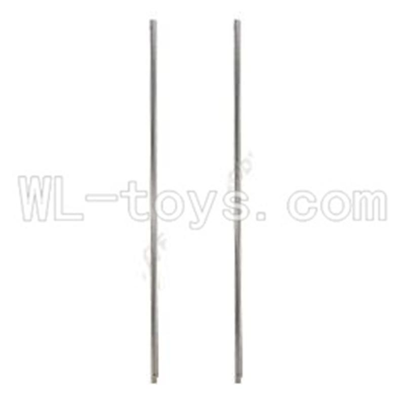 UDI U23 rc helicopter parts-30 Support pipe(2pcs)