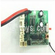 UDI U25 rc helicopter parts-08 Circuit board