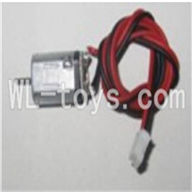 UDI U25 rc helicopter parts-24 Tail motor