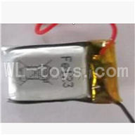 UDI U820 rc helicopter parts-14 Battery