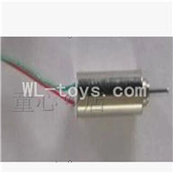 UDI U820 rc helicopter parts-19 Tail motor