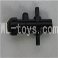 UDI U825 rc helicopter parts-09 Head of the inner shaft