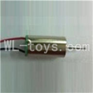 UDI U825 rc helicopter parts-14 Tail motor