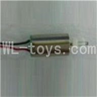 UDI U825 rc helicopter parts-15 Motor for the Flying disk