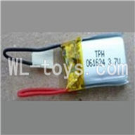 UDI U825 rc helicopter parts-19 Battery