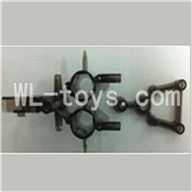 UDI U825 rc helicopter parts-26 Main body frame
