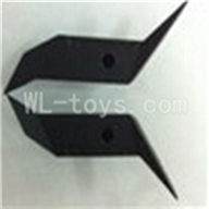 UDI U825 rc helicopter parts-27 Left and right tail wing
