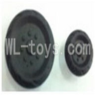 UDI U825 rc helicopter parts-28 Big and small wheel