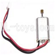 Koome model K012 RC helicopter parts ,Koome K-012 parts-11 Main motor with long shaft and gear
