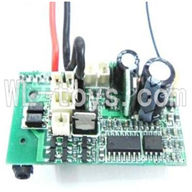 Koome model K012 RC helicopter parts ,Koome K-012 parts-15 Circuit board