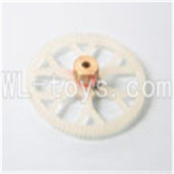 Koome model K012 RC helicopter parts ,Koome K-012 parts-18 Lower main gear