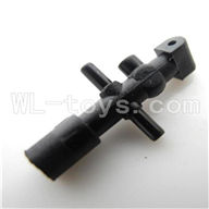 Koome model K026 RC helicopter parts, K-026 parts-14 Top Head for the inner shaft