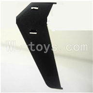Koome model K026 RC helicopter parts, K-026 parts-22 Verticall wing