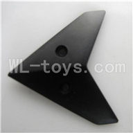 Koome model K026 RC helicopter parts, K-026 parts-23 Horizontal wing