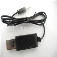 Koome model K026 RC helicopter parts, K-026 parts-28 USB charger