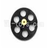 Koome model K027 RC helicopter parts ,K-027 parts-07 Lower main gear