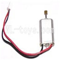 Koome model K027 RC helicopter parts ,K-027 parts-11 Main motor with long shaft and gear