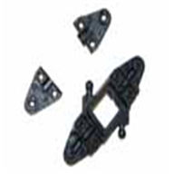 MJX F639 F39 RC Helicopter Parts-09 upper blade grip set