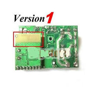 MJX F639 F39 RC Helicopter Parts-48 Version 1 Circuit board