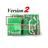 MJX F639 F39 RC Helicopter Parts-49 Version 2 Circuit board