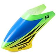 MJX F648 F48 RC Helicopter Parts-02 Head cover(Green&Blue)