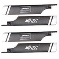 MJX F648 F48 RC Helicopter Parts-03 Main blades(4pcs)