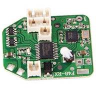MJX F648 F48 RC Helicopter Parts-06 Circuit board