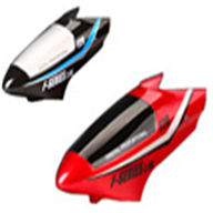 MJX F29 F629 RC Helicopter Parts-01 Head Cover(Color:Red Blue)
