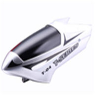 MJX T04 T604 RC Helicopter Parts-02 Head Cover(sliver)