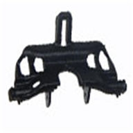 MJX T04 T604 RC Helicopter Parts-17 Fixed set of head cover