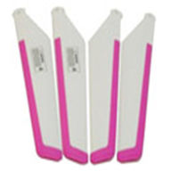 MJX T23 T623 rc helicopter parts-04 main rotor blade(pink)