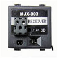 MJX T23 T623 rc helicopter parts-29 Receiver Box(PCB Box)  Frequency: 27MHZ,35MHZ,72MHZ